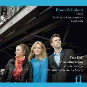 Schubert: Piano Trios Product Image