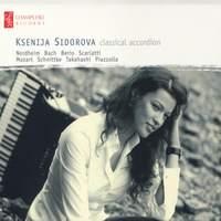 Ksenija Sidorova: Classical Accordion