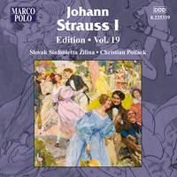Johann Strauss I Edition, Volume 19