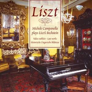 Michele Campanella plays Liszt's Bechstein