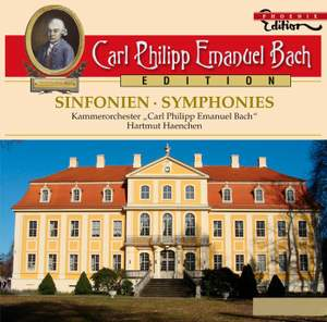 CPE Bach: The Symphonies
