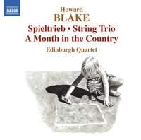 Howard Blake: Spieltrieb & String Trio