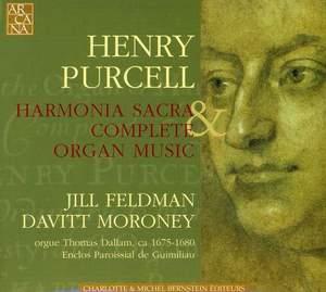Purcell: Harmonia Sacra & Complete Organ Music