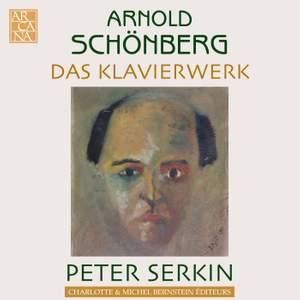 Schoenberg: Piano Works