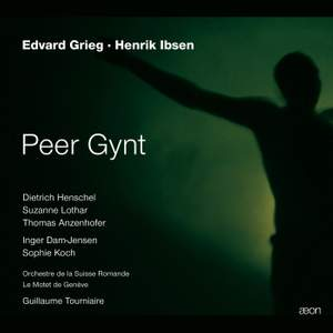 Grieg: Peer Gynt Product Image