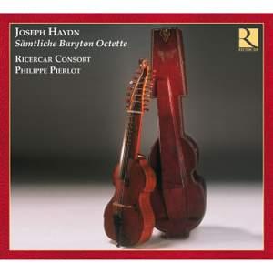 Haydn: Complete Baryton Octets