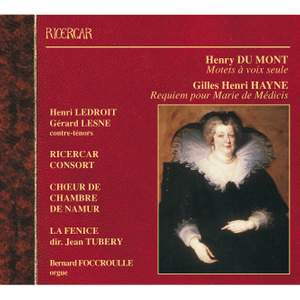 Henry du Mont & Gilles Henri Hayne: Choral Works Product Image