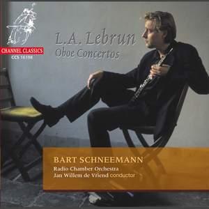 Ludwig August Lebrun: Oboe Concertos