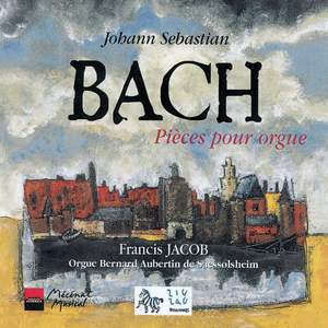 JS Bach: Pieces for Organ
