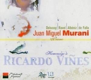 Hommage a Ricardo Vines