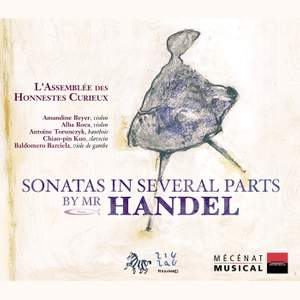 Handel: Sonatas in Several Parts