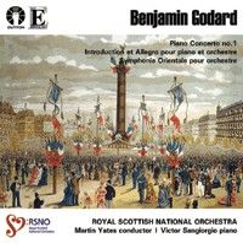 Benjamin Godard: Piano Concerto No. 1