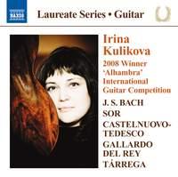 Guitar Recital: Irina Kulikova