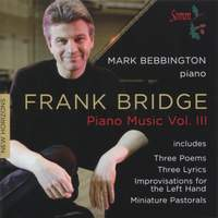 Bridge - Piano Music Volume 3