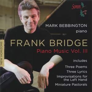 Bridge - Piano Music Volume 3