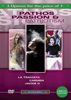 Pathos, Passion & Patriotism