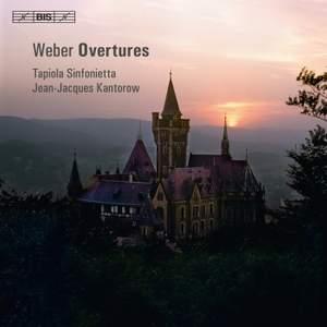 Weber: Overtures