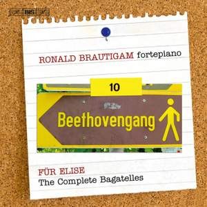 Beethoven - Complete Works for Solo Piano Volume 10