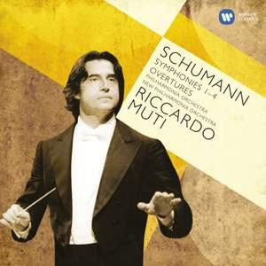 Schumann: Symphonies Nos. 1-4 & Overtures