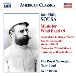 Sousa - Music for Wind Band Volume 9 Product Image