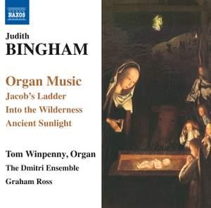 Judith Bingham: Organ Music Product Image
