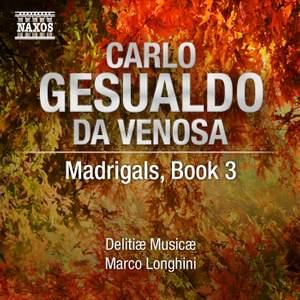 Gesualdo: Madrigali libro terzo, 1595