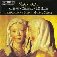 Magnificats by JS Bach, Kuhnau & Zelenka