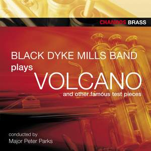 Black Dyke Mills Band plays Volcano
