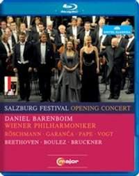 Salzburg Opening Concert 2010