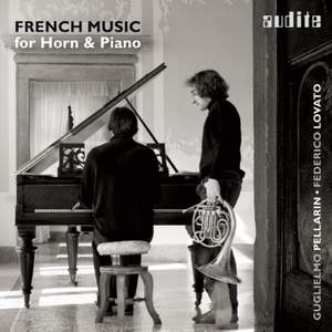 French Music for Horn & Piano Product Image
