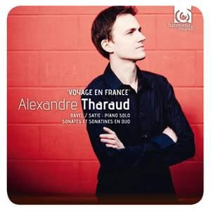 Alexandre Tharaud: Voyage en France