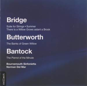 Norman Del Mar conducts Bridge, Butterworth and Bantock