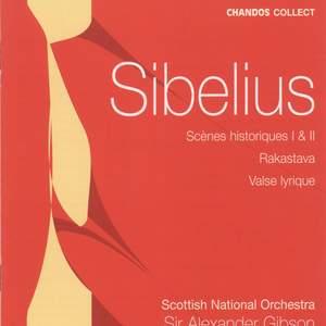 Sibelius: Scenes Historiques