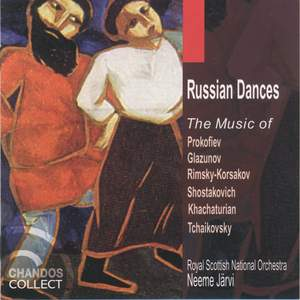 Russian Dances Product Image