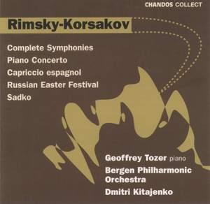 Rimsky Korsakov: Complete Symphonies