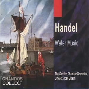 Handel: Water Music Suites Nos. 1-3, HWV348-350