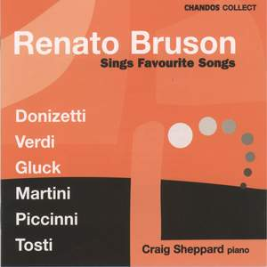 Renato Bruson sings Favourite Songs