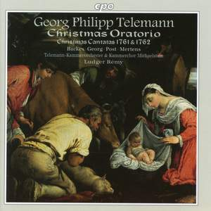 Telemann: Christmas Oratorio