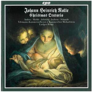 Rolle: Christmas Oratorio
