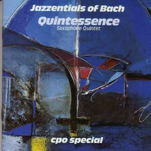 Jazzentials of Bach Product Image