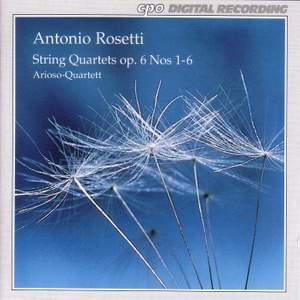 Rosetti: String Quartets (6), Op. 6