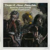 Adorno & Eisler: Works for String Quartet