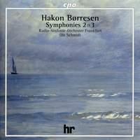 Børresen: Symphonies Nos. 2 & 3