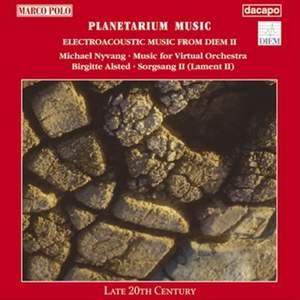 Planetarium Music Product Image