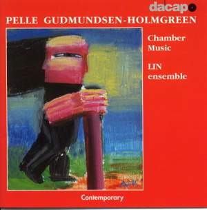 Pelle Gudmundsen-Holmgreen: Chamber Works Product Image
