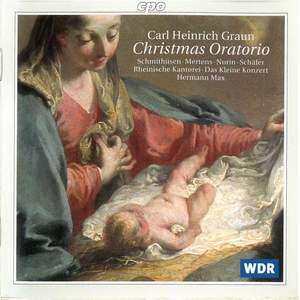 Graun, C H: Christmas Oratorio