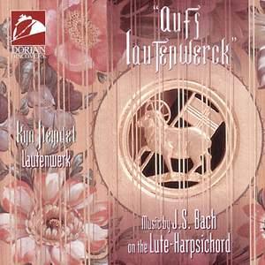 Aufs Lautenwerck: Music by JS Bach on the Lute-Harpsichord