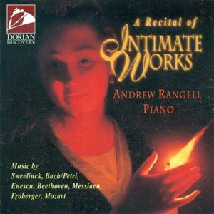 A Recital of Intimate Works