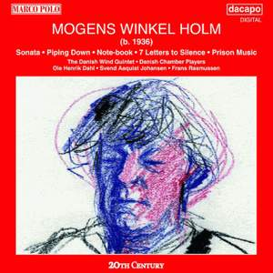 Mogens Winkel Holm: Vocal and Instrumental Works Product Image