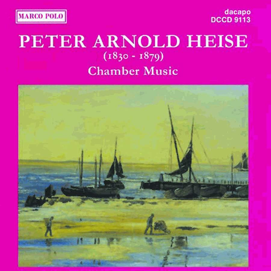 Peter Arnold Heise: Chamber Music - Dacapo: DCCD9113 - download ...